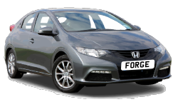 Honda Civic car servicing