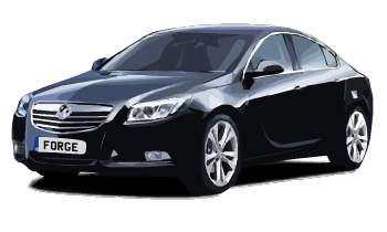 Image of a Vauxhall Insignia - Forge Garage